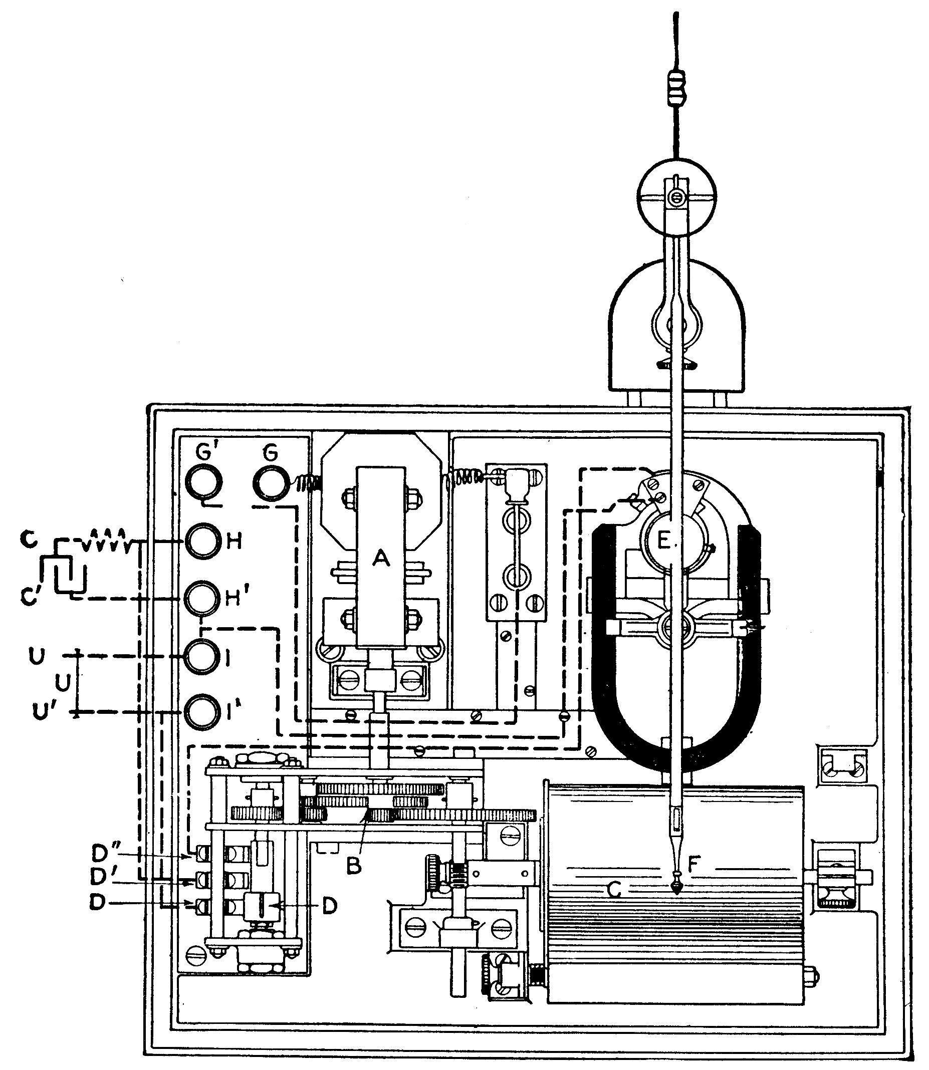 Oscilloscope History This Diagram Http Enacademicru Pictures Enwiki 6 Ing01png Hospitalier Ondograph