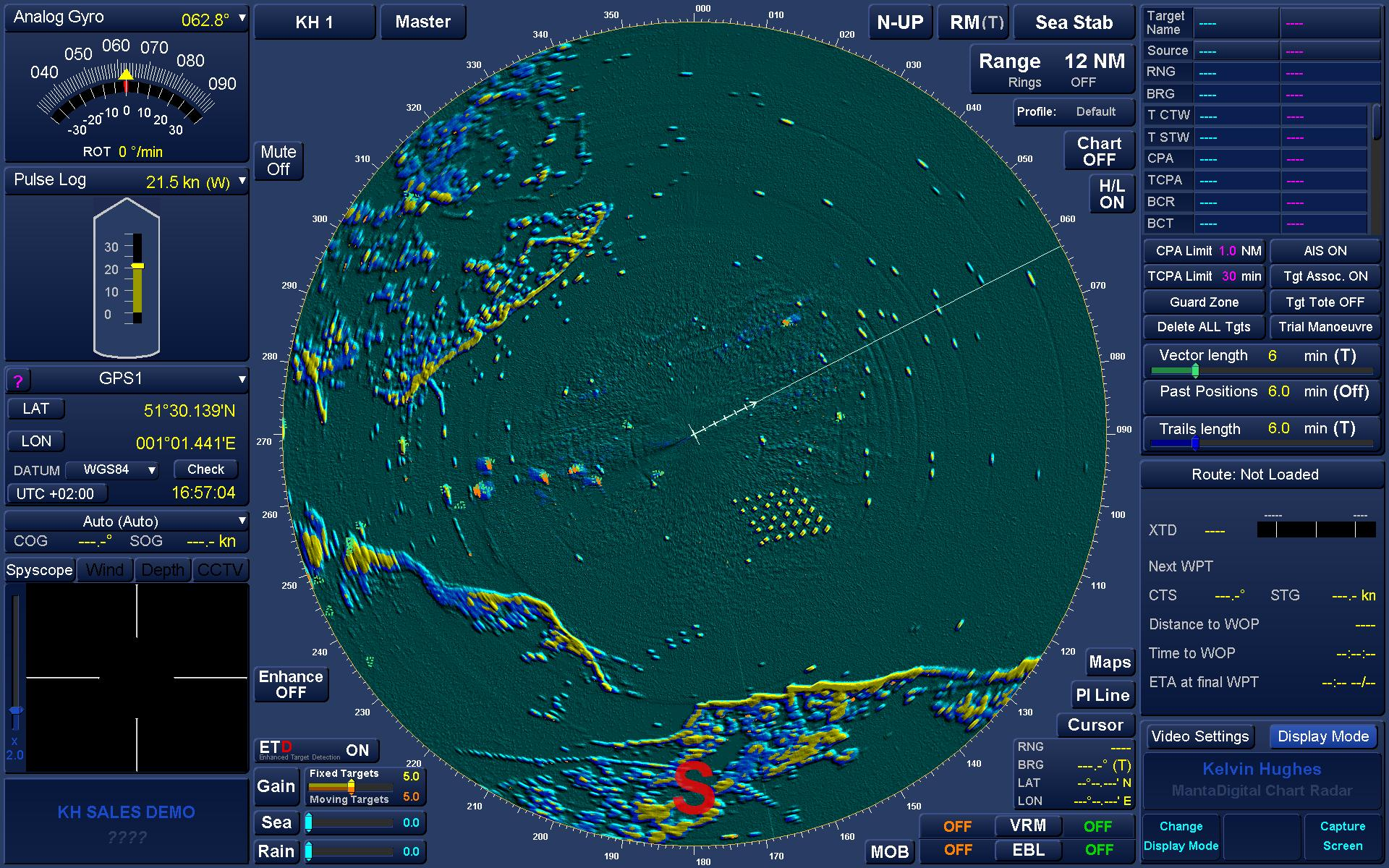 Marine Weather Map.Marine Radar