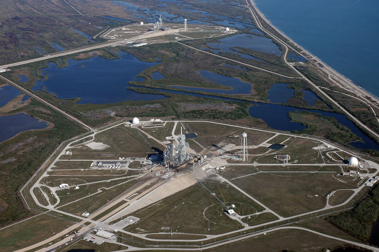Kennedy Space Center Launch Complex 39