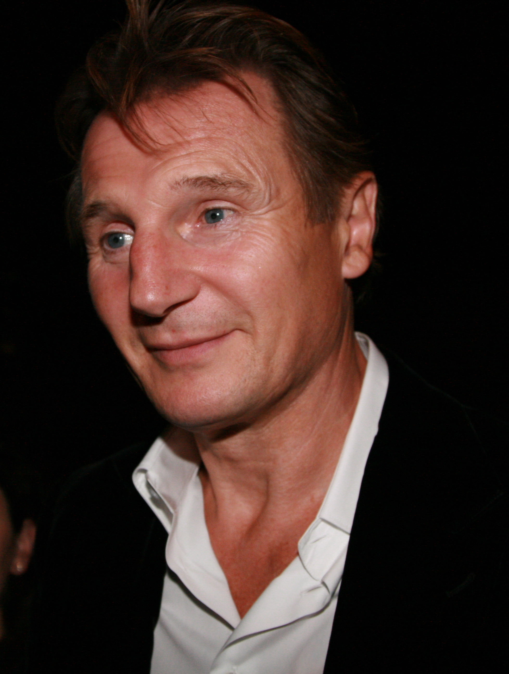 Liam Neeson (born 1952 (naturalized American citizen)