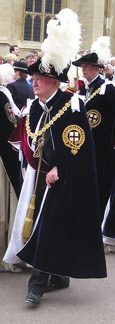 Michael Walker, Baron Walker of Aldringham