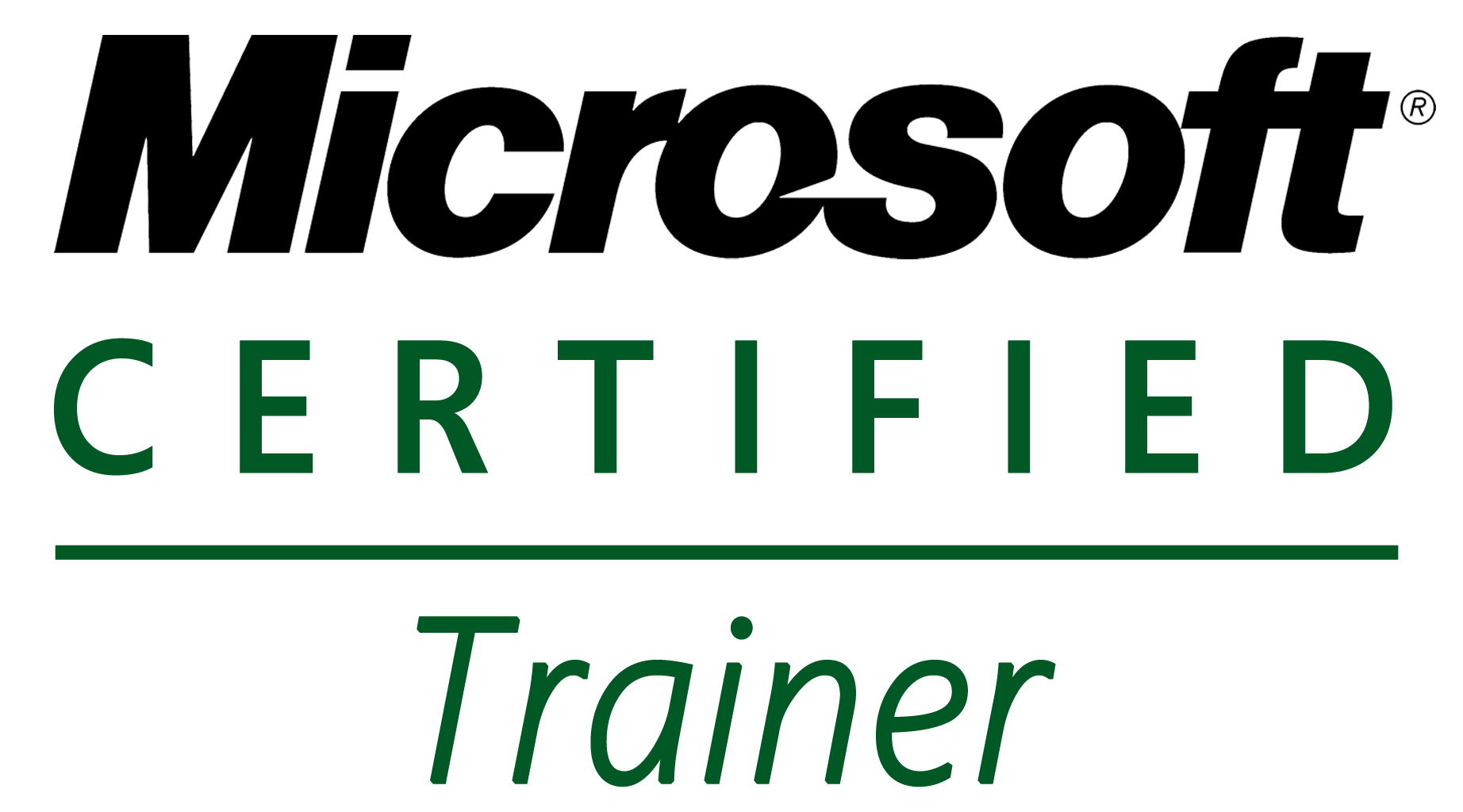Microsoft certified professional microsoft certified trainer or mct xflitez Choice Image