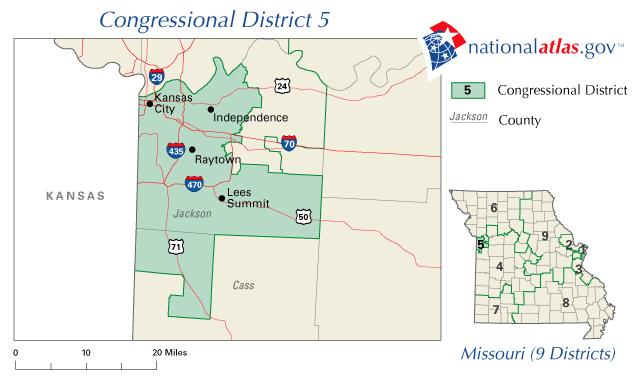 Missouri\'s 5th congressional district