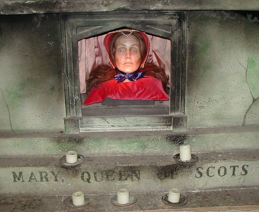 Cultural Depictions Of Mary Queen Of Scots