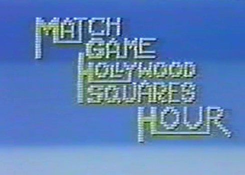 The Match Game-Hollywood Squares Hour (1983–1984, NBC)
