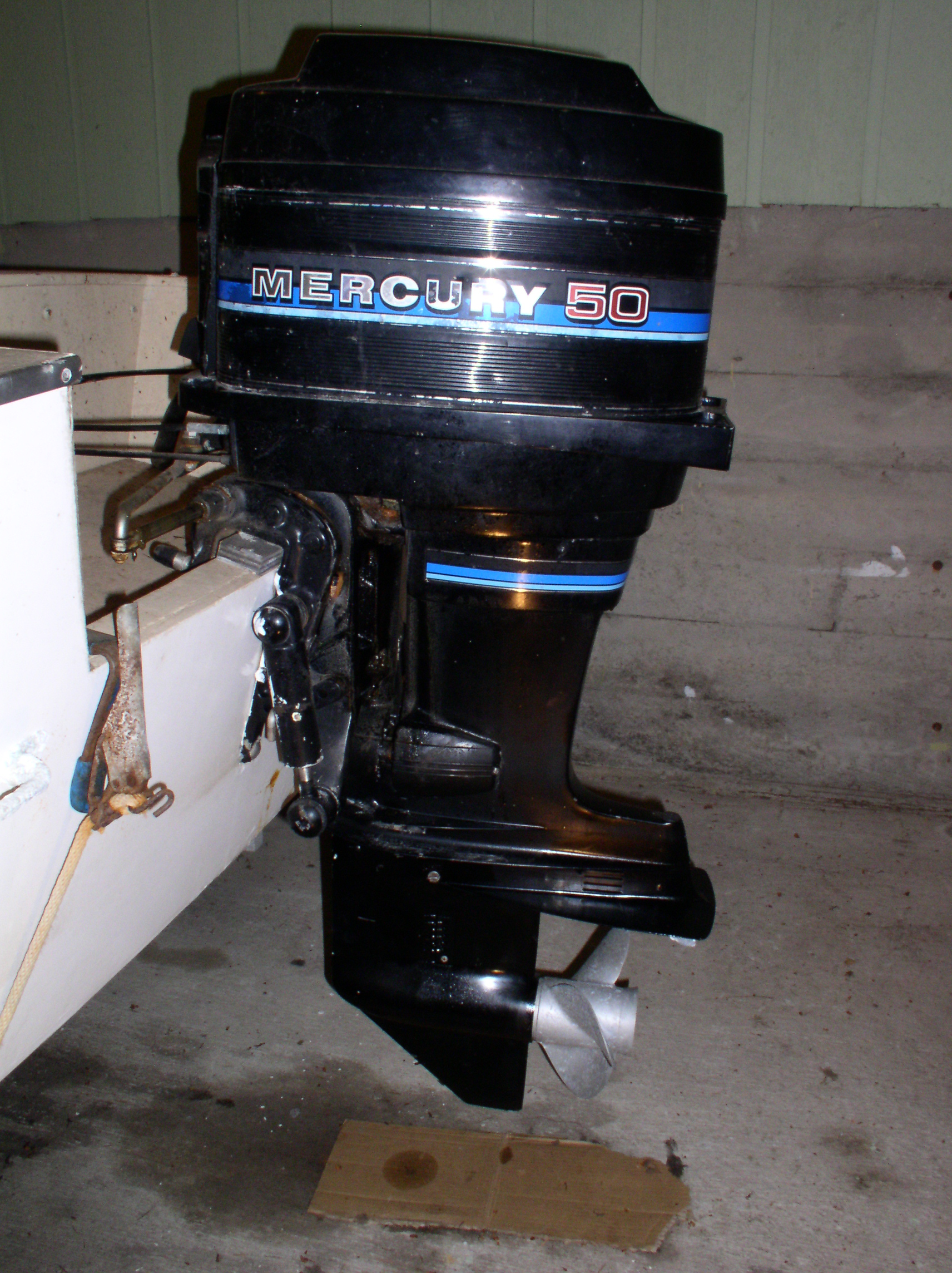 Outboard motor for A m motors