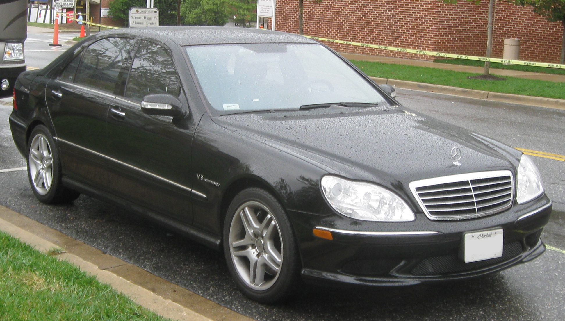 Mercedes benz w220 for 2003 mercedes benz s55 amg