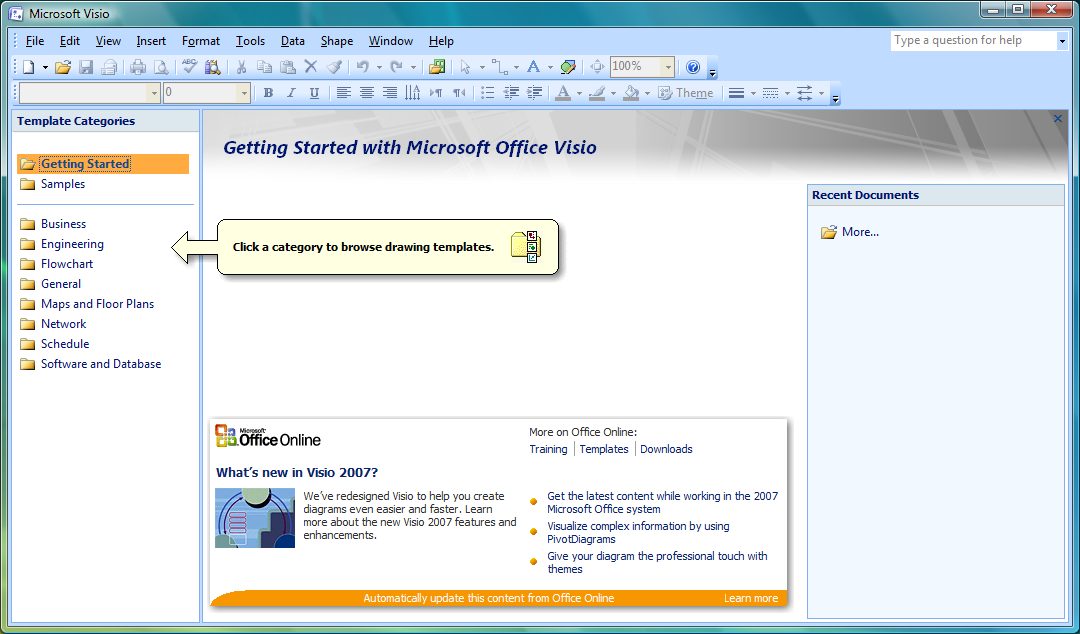 microsoft office visio - Office Online Visio