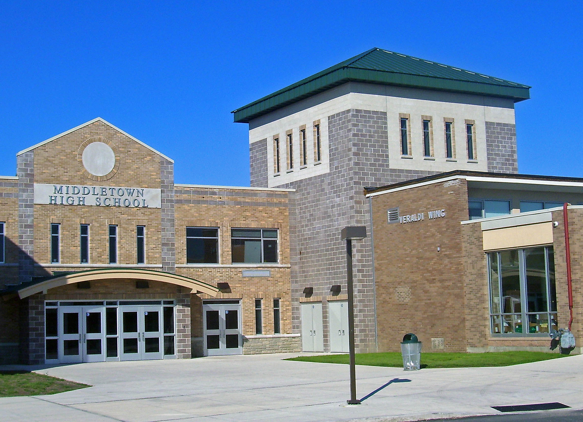 Middletown High School New York
