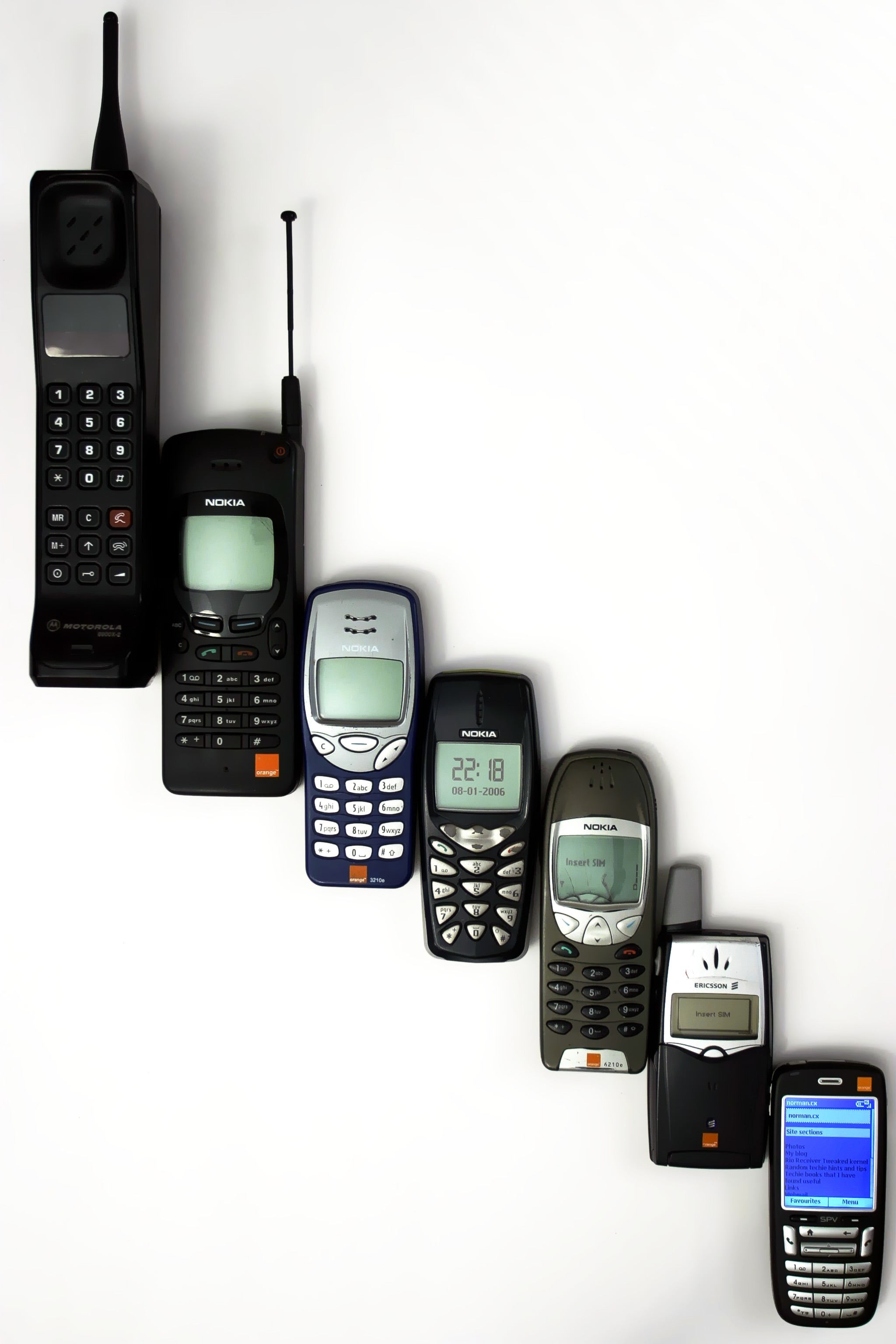 Mobile Phone Contactless Telephone Ringer Circuit History