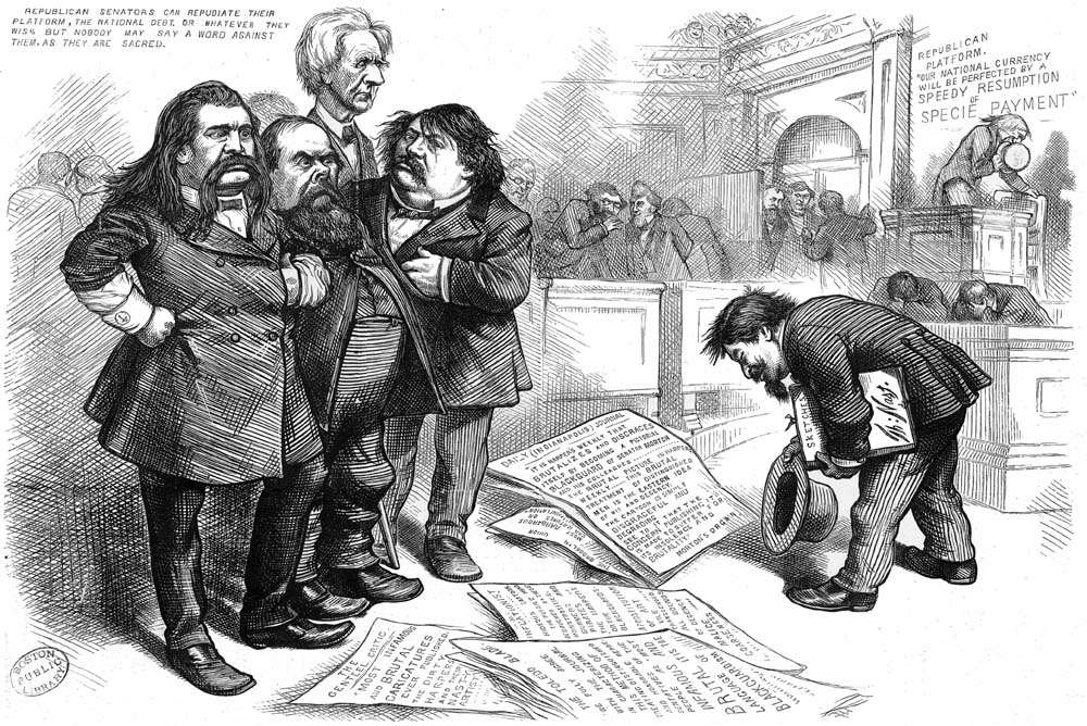 andrew johnson changing the meaning of High crimes and misdemeanors high crimes and misdemeanors, a reading on the meaning of this strange phrase that is the grounds for most impeachments and an activity in which students determine the outcome of hypothetical impeachment proceedings  only three of the 18 impeachment cases have involved a president — andrew johnson in 1868.