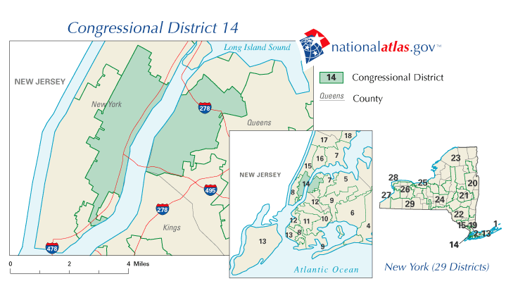 New York\'s 14th congressional district