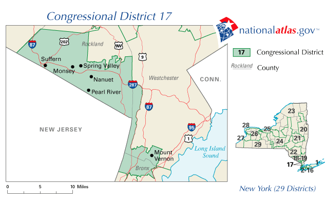 New York\'s 17th congressional district