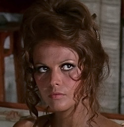 claudia cardinale once upon a time