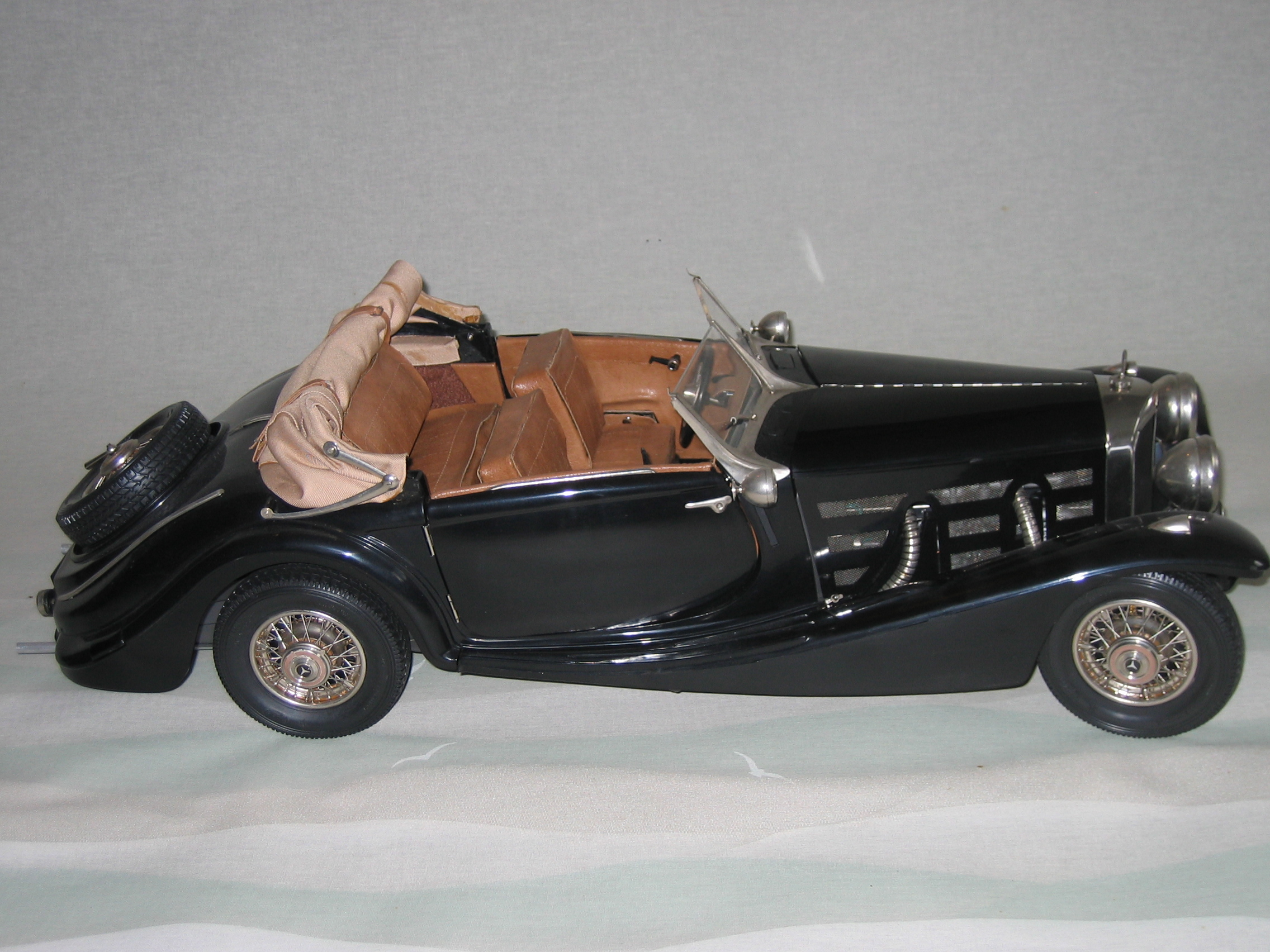 Model Car World Resin Kits