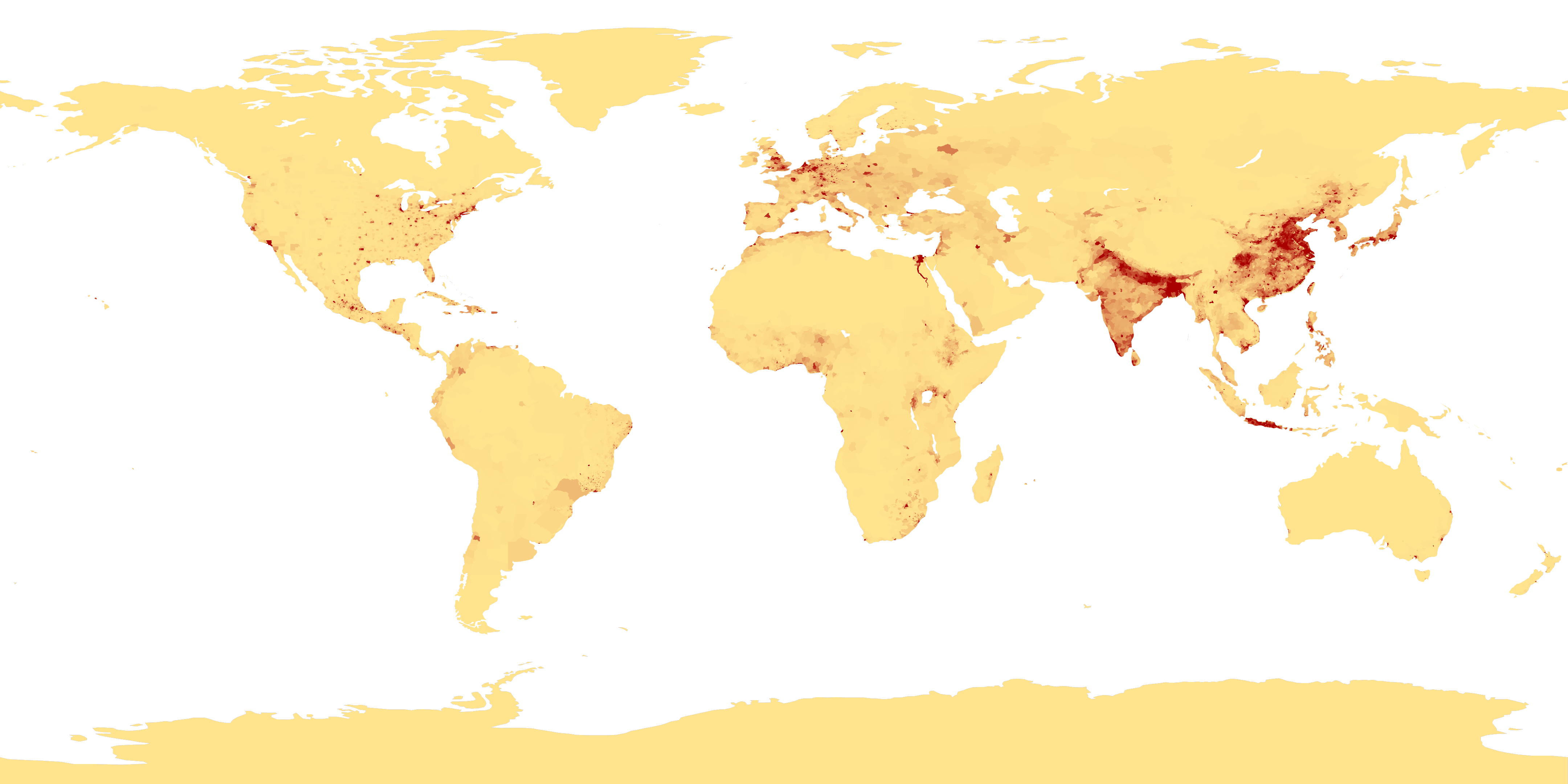 examples of megalopolis cities