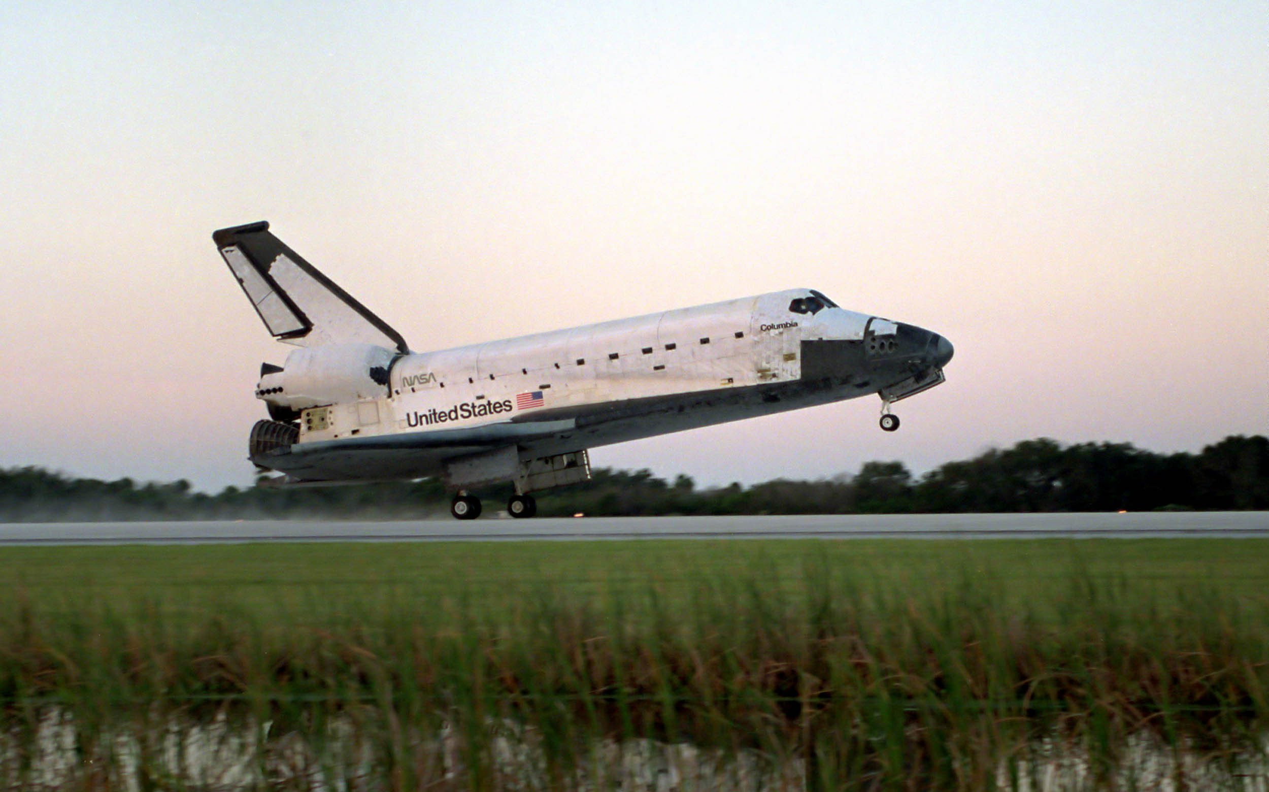 usa space shuttle columbia - photo #30
