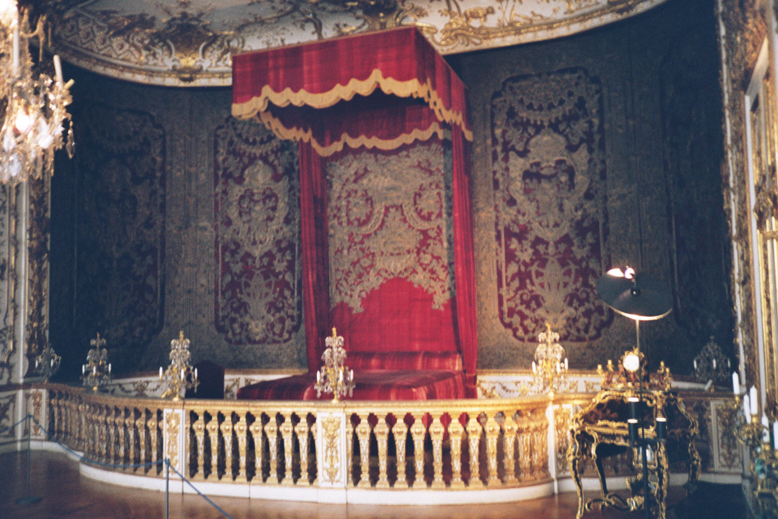 Bedroom Of The Bavarian Elector