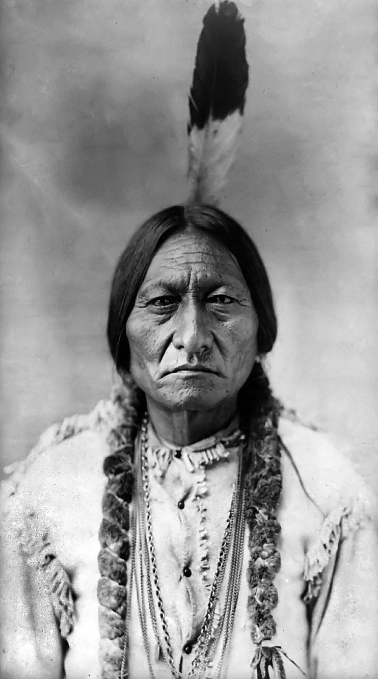 Confused Hookup A Man In His 40s Sitting Bull Biography