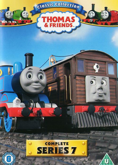 Thomas And Friends Series 7