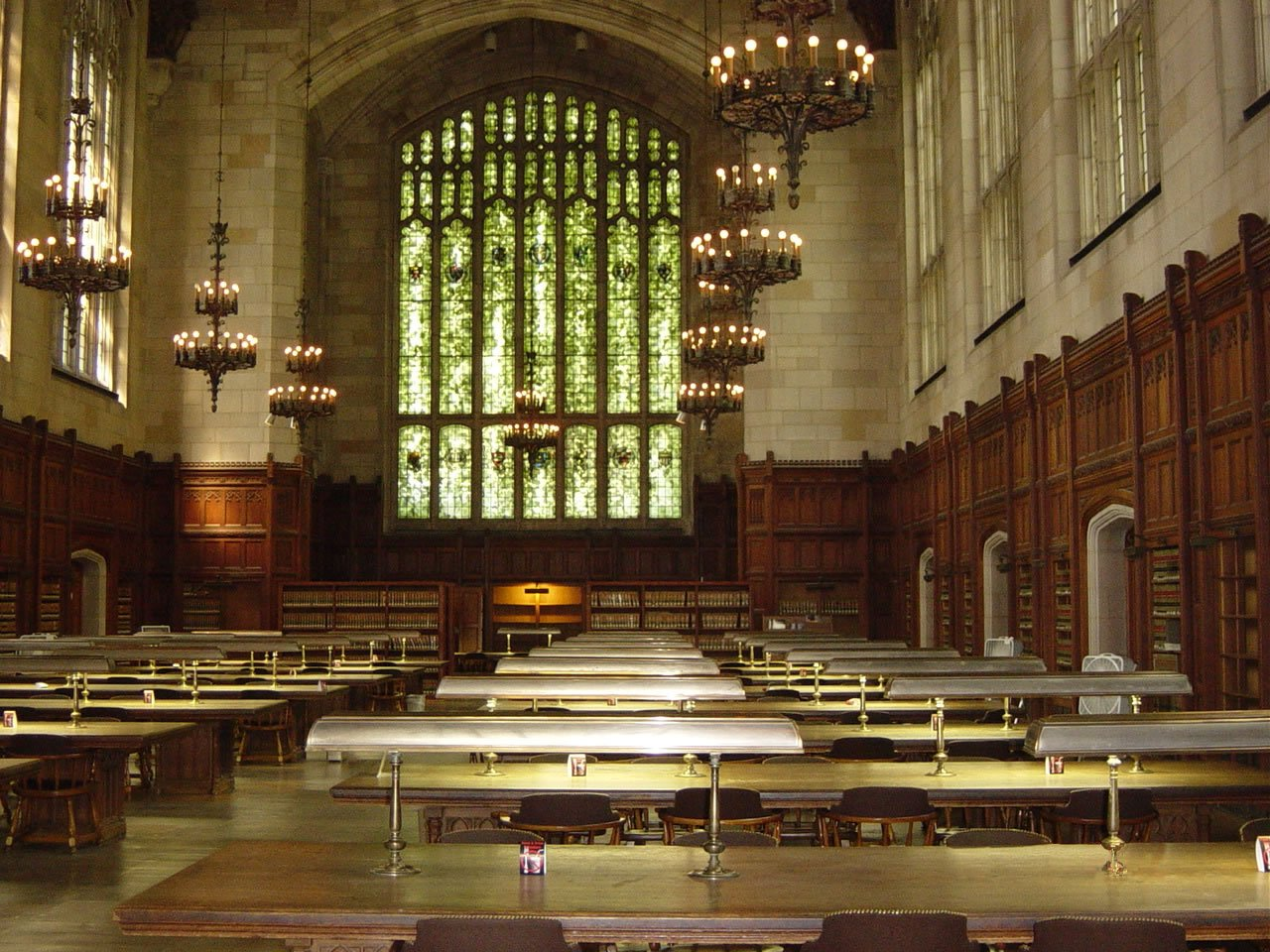 Fordham Library Book A Room