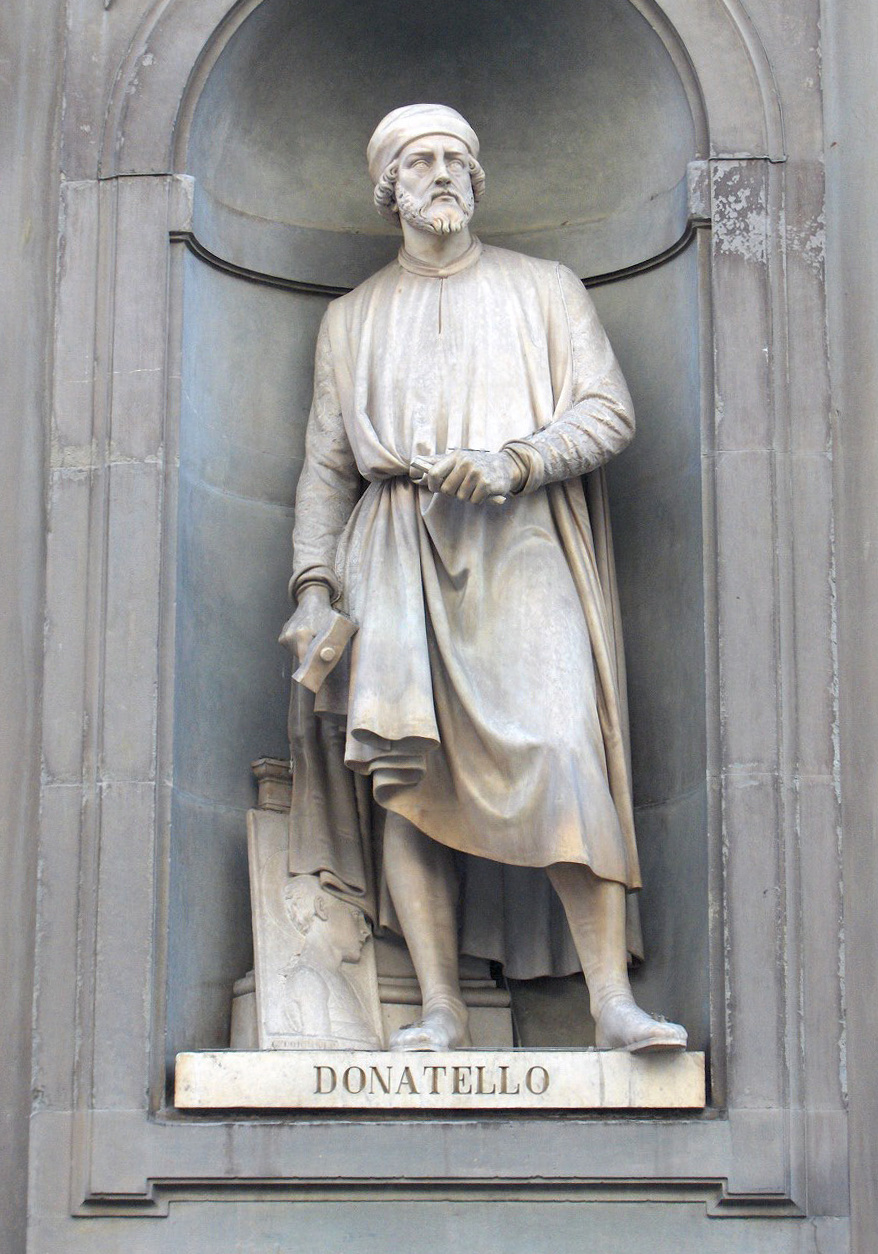 The sculptor Donatello - biography, personal life, work and interesting facts 34