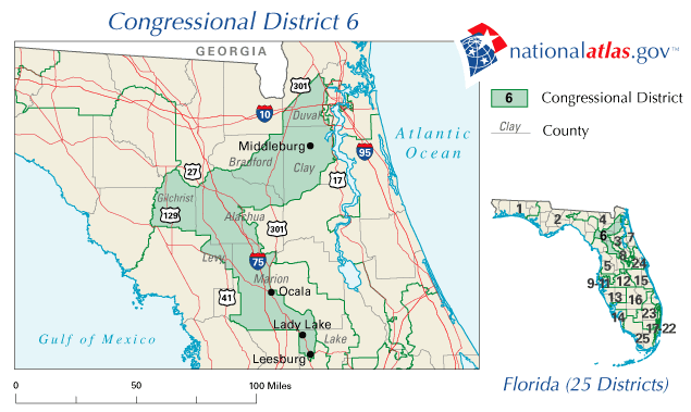 Florida\'s 6th congressional district