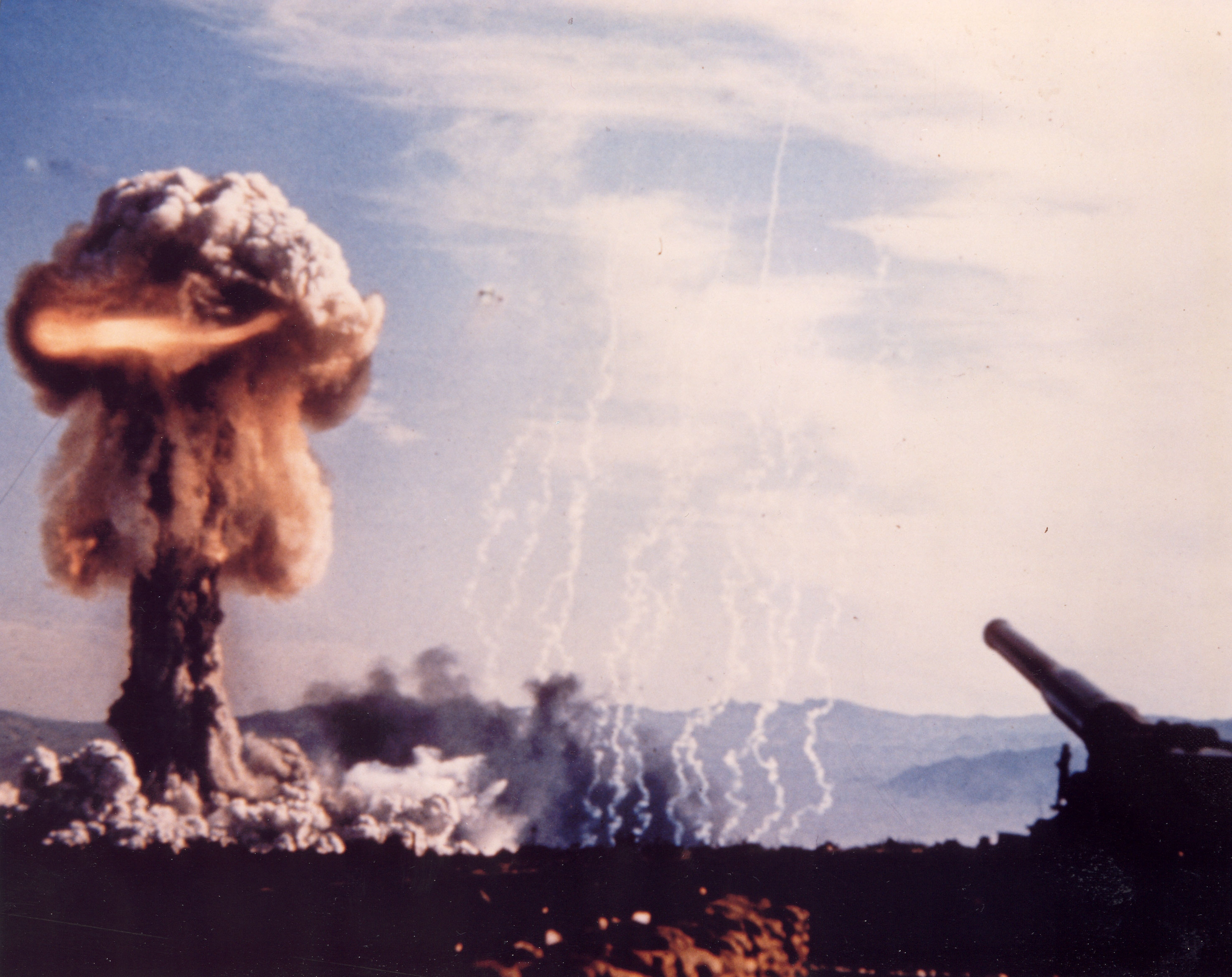 the history of the atomic bomb and a brief biography of the creators of the nuclear bomb The physicist took part in the development of the first atomic bomb gibbon's seven-volume the history of the short summer holiday in corsica.