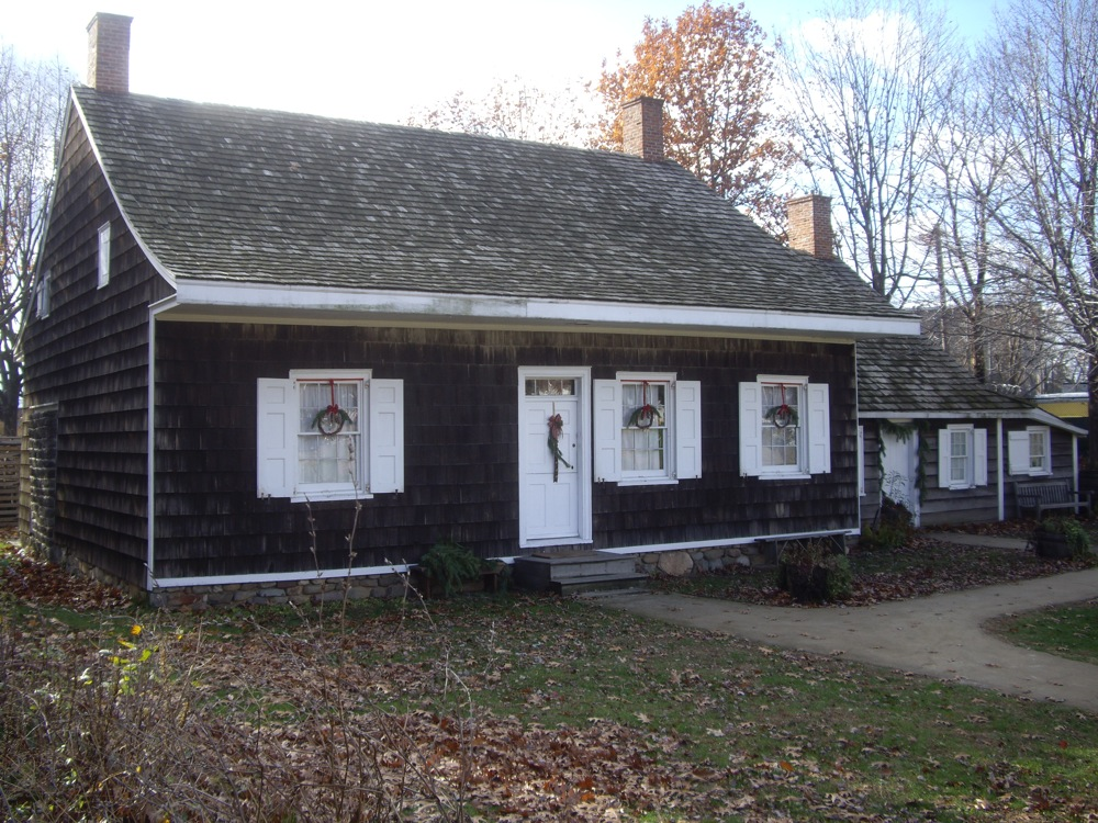 Dutch Colonial Architecture New Netherland