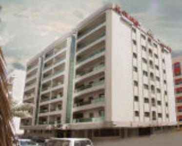 A Shams Plaza Hotel Apartments Dubai