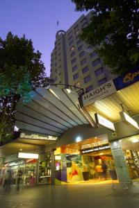 Grand Mercure Hotel on Swanston Melbourne